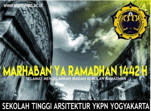 Selamat Menjalankan Ibadah Di Bulan Ramadhan 1442 H